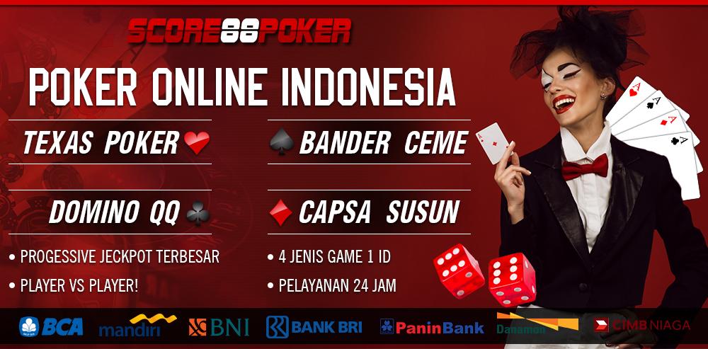 Score88poker Idnplay Poker Online Idn Idn Poker Asia Idn Poker 88